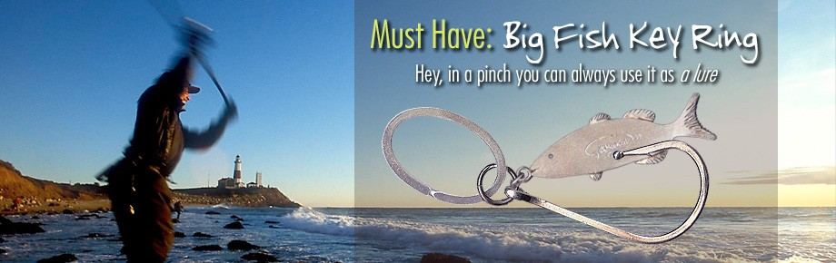Big Fish Key Ring